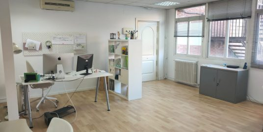 Alquiler oficina calle Bocangel