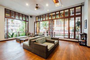 Vender casa con exclusiva privada