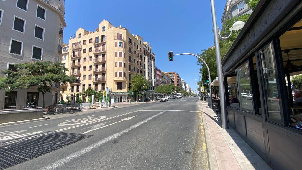 Piso en Calle Narváez