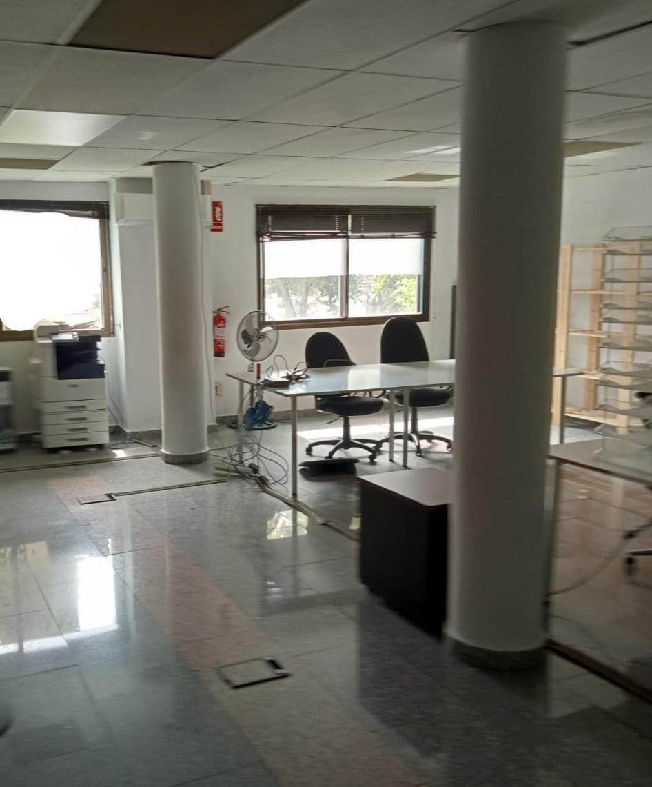 Oficina en alquiler zona San Pascual