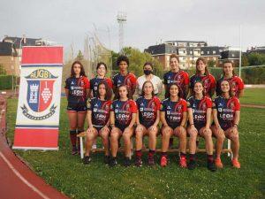 rugby femenino majadahonda